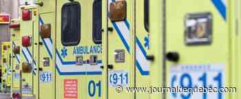 Coronavirus: les ambulanciers prêts à intervenir