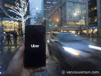 Uber seeks injunction against City of Surrey