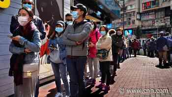 Hong Kong stocks drop 3%