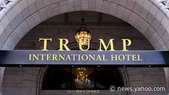 Federal agency says it doesn't track foreign spending at Trump Hotel