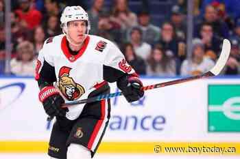 Senators snap 7-game road skid with 5-2 win over Sabres