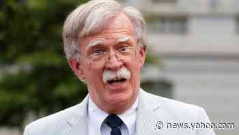 John Bolton stirs GOP fury for Trump revelations but friends say he's used to knife fights