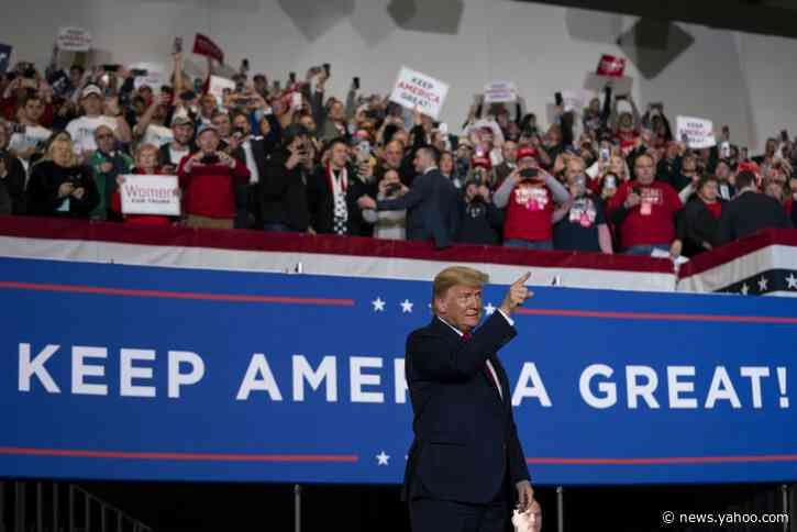 Trump shores up support for newest GOP congressman in Jersey