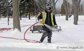 North Bay outdoor rinks open again