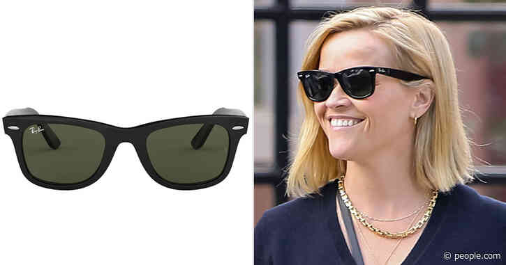 Basically Every Celeb in Hollywood Owns These Sunglasses — and They're Currently on Sale