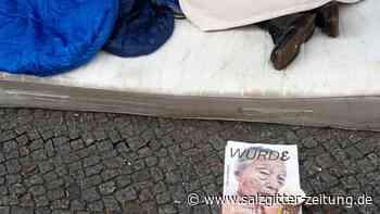 Wohnungslosigkeit: Berlin will in einer Nacht alle Obdachlosen zählen