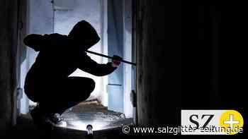 Unbekannte Einbrecher sind in Vechelde unterwegs