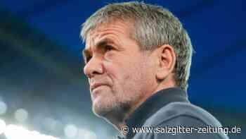 Bundesliga: Düsseldorf trennt sich von Trainer Funkel - Rösler übernimmt