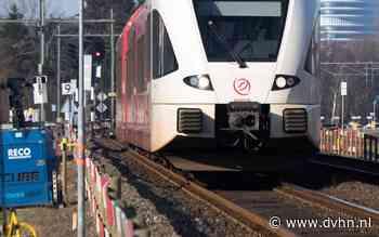 Geen treinverkeer tussen Baflo en Warffum, Arriva zet bussen in