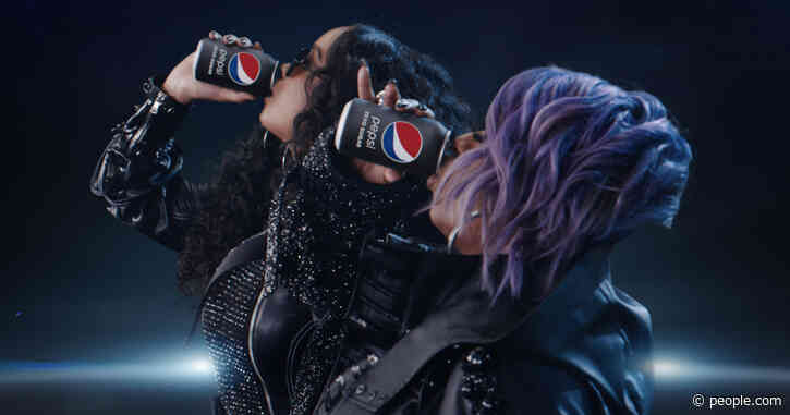 Watch Missy Elliott & H.E.R. Star in Pepsi 2020 Super Bowl Commercial: 'It's Honestly Surreal'