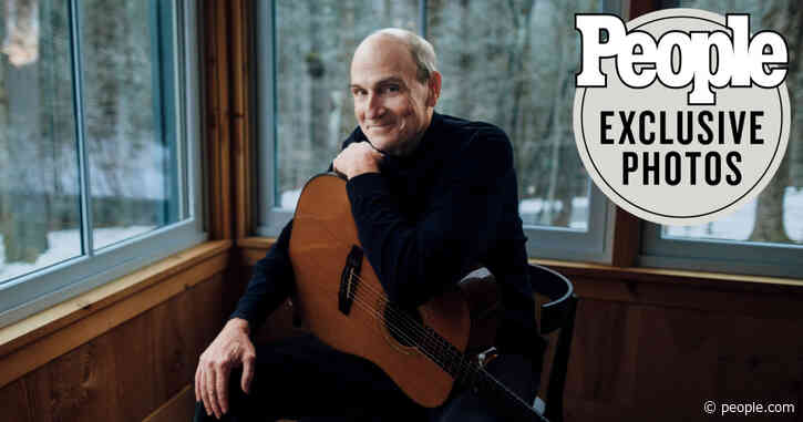 How Sweet It Is: James Taylor on Overcoming His Demons and Finding Peace Through Music