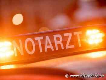 Radfahrer bei Sturz in Kronach schwer verletzt