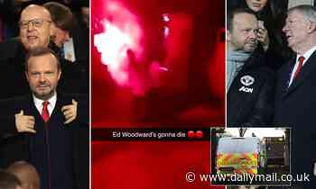 EVERY civilised, rational Manchester Utd fan will be repulsed by the attack on Ed Woodward's home