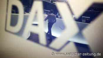 Börse in Frankfurt: Dax leicht erholt