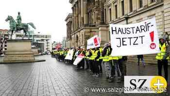Erneuter Warnstreik bei Westermann