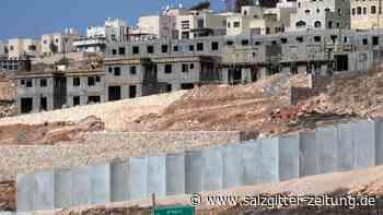 30 Prozent des Westjordanlands: Israels Rechte will nach Trump-Plan rasche Annektierung