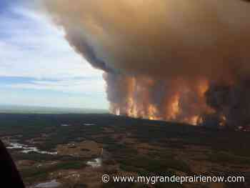 Chuckegg Fire gut check for County: Reeve Beaupre - My Grande Prairie Now