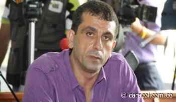 Ordenan traslado de Samuel Viñas a la cárcel de Cómbita - Caracol Radio