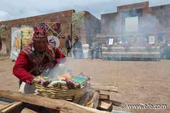 Comida de la ancestral Tiahuanaco queda registrada para impulsar el turismo - EFE - Noticias