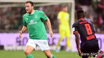 Werder Bremen: Zwei Spiele Pause – Wade legt Philipp Bargfrede lahm - BILD