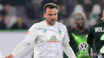 Werder-Test gegen Hannover 96: Drei zurück, Sorge um Philipp Bargfrede - BILD