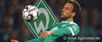 Werder-Training mit Bargfrede - LigaInsider