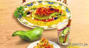 Caigua rellena con pescado de don Cucho - Diario Perú21