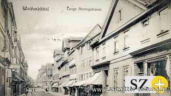 Die Karriere des Fotografen Bornemann in Wolfenbüttel beginnt