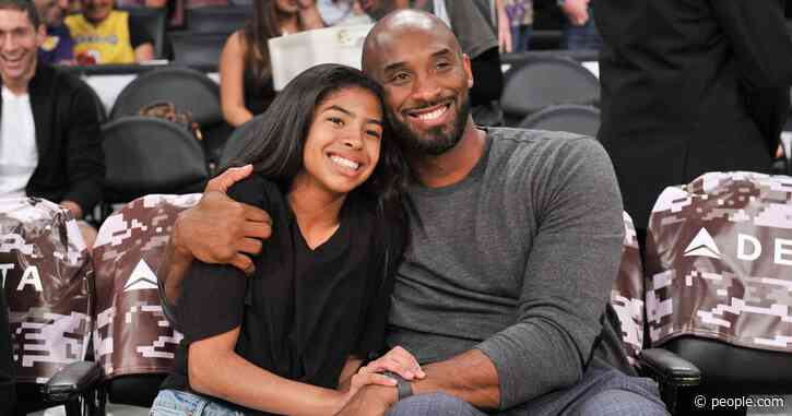 Celebrities Celebrate Being a 'Girl Dad' in Honor of Kobe Bryant's Love for His Daughters