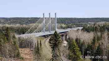 Nipigon River bridge makes top 10 list - CBC.ca