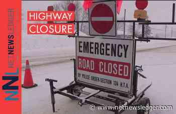 Highway Update - Closure - Highway 17 East of Nipigon - Net Newsledger