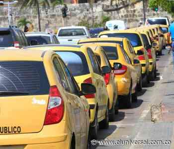 $100 mil del Terminal a Turbaco, el excesivo cobro de un taxista a turistas - El Universal - Colombia