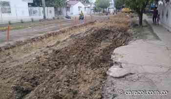 Paralizado mejoramiento de vía principal de El Rodeo por problemas de suelo - Caracol Radio