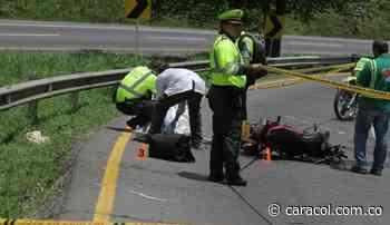 Muere mujer tras ser arrollada por una moto en Turbaco, Bolívar - Caracol Radio