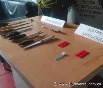 Ofensiva policial en Turbaco   EL UNIVERSAL - Cartagena - El Universal - Colombia