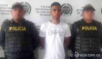 Dos capturados por porte ilegal de armas en Turbaco, Bolívar - Caracol Radio