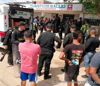 Las dos versiones que se tejen sobre homicidios en Turbaco - El Universal - Colombia