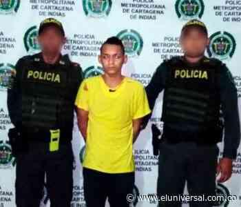 Acuchilló a taxista para robarle y la Policía lo capturó en Turbaco - El Universal - Colombia