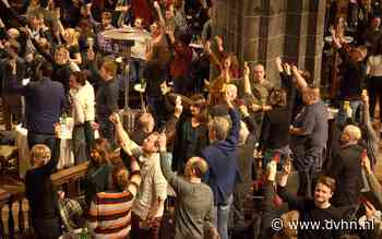 Strijd om titel 'Beste Quizteam van 2020' in Martinikerk in Groningen
