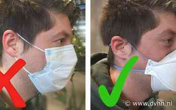 Hoogleraar UMCG over de (on)zin van mondkapjes: 'Tegen virussen helpt het niet, het is een schijnveiligheid'