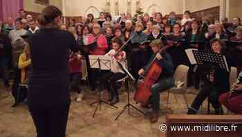 Les chorales de Pérols et Jacou pour un concert - Midi Libre