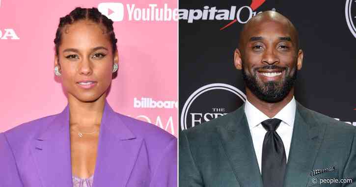 Alicia Keys Opens Up About Honoring Kobe Bryant in 'His House' During the 2020 Grammys