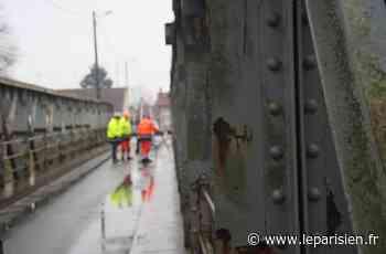 Entre Montmacq et Thourotte, les deux ponts fermés pendant un mois - Le Parisien