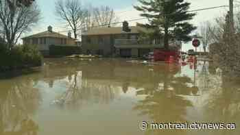 Flooded Sainte-Marthe-sur-le-Lac residents face a legal obstacle - CTV News