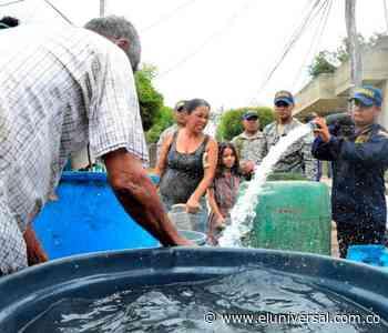 Agua para mitigar la sequía en San Jacinto y San Juan - El Universal - Colombia