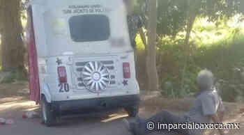 Mototaxista golpea a adulto mayor en San Jacinto Amilpas - El Imparcial de Oaxaca