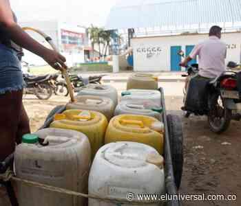 San Jacinto y San Juan siguen sufriendo por falta de agua - El Universal - Colombia