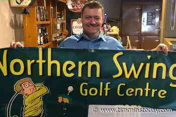 Indoor golf scores new location in South Porcupine - TimminsToday