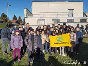 Festa dell'Albero a Venegono Superiore: alunni in campo con Legambiente - Settegiorni