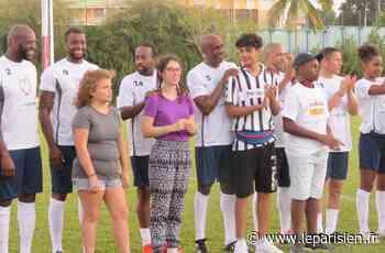 Paray-Vieille-Poste : grâce à Carlesimo, huit jeunes malades franciliens ont découvert la Guadeloupe - Le Parisien